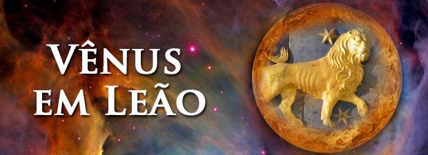 Vênus em Leão