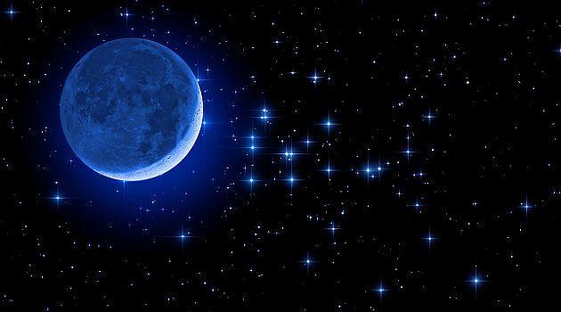 Lua no mapa astral